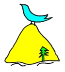 mountain-bird